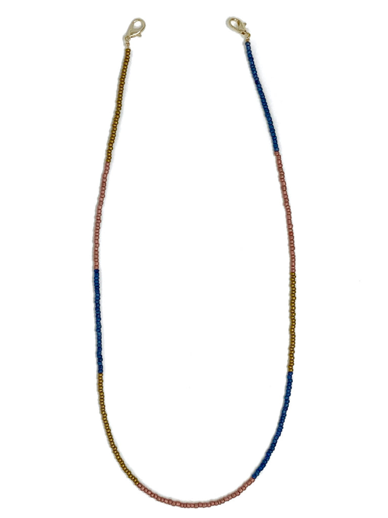 Mora Mora NYC Beaded Mask Chain #13