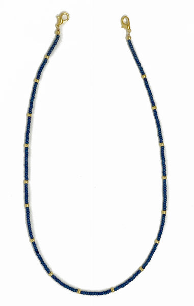 Mora Mora NYC Beaded Mask Chain #10