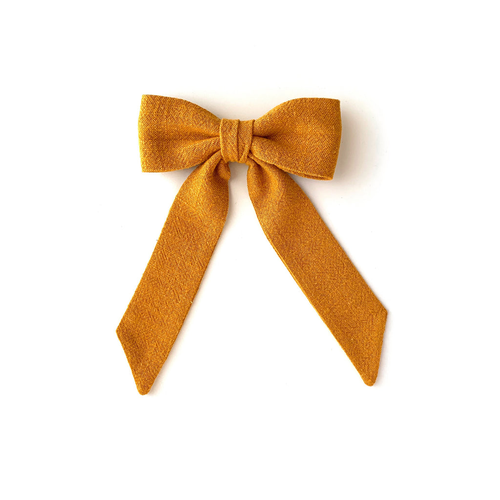 Classic Bow, Gold