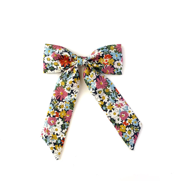 Classic Bow, Liberty Multi Floral