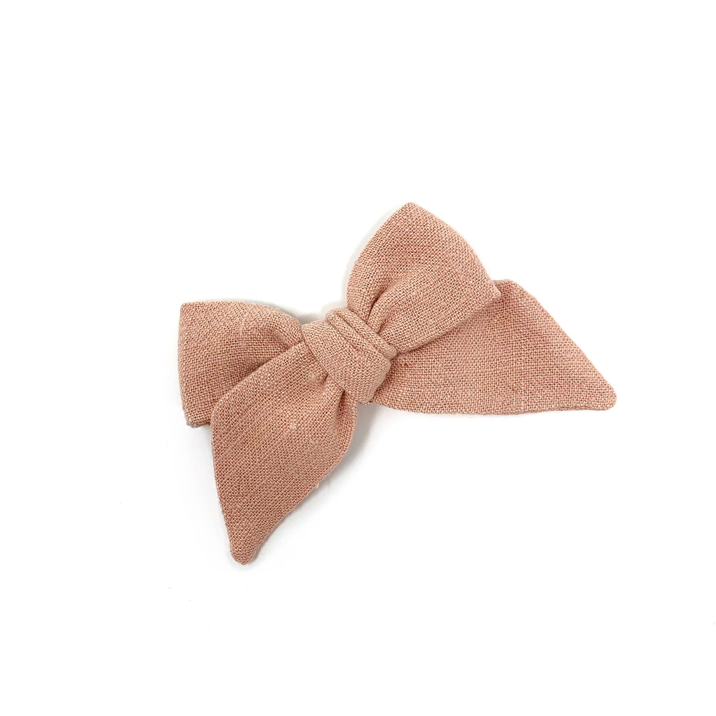 Baby Tied Bow, Pink