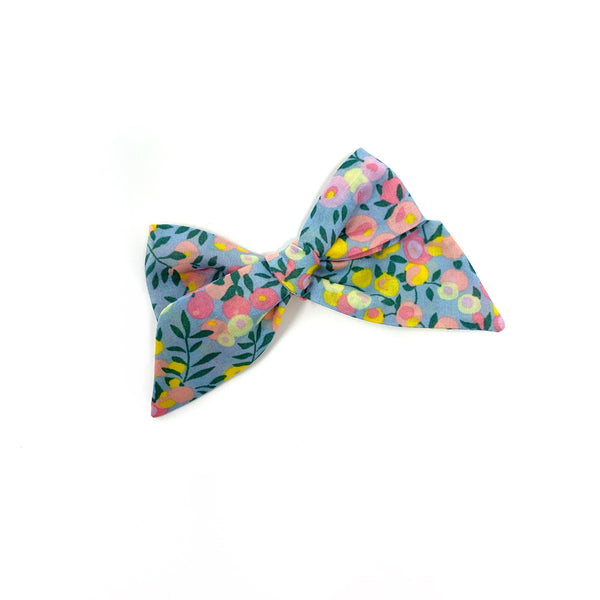 Baby Tied Bow, Liberty Spring Buds