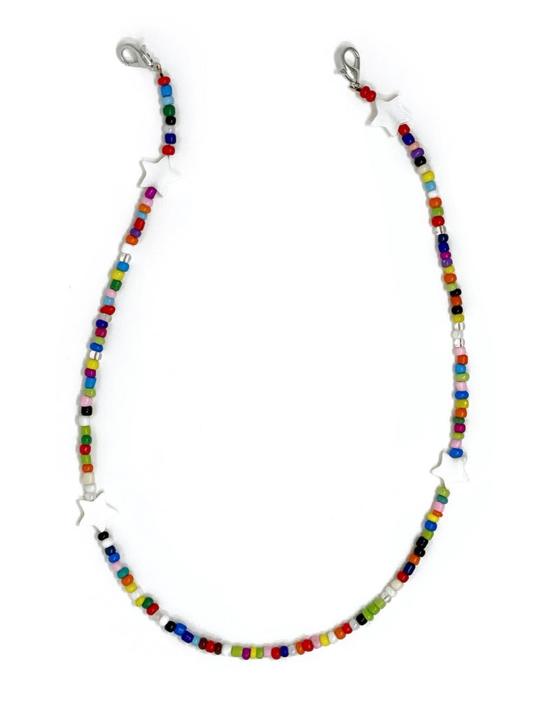 Mora Mora NYC Kids Beaded Mask Chain #2