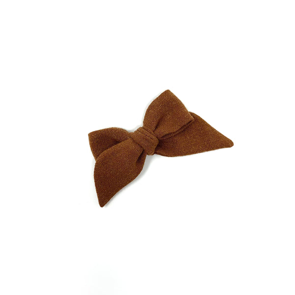 Baby Tied Bow, Copper
