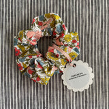 Baby Tied Bow, Liberty Gray Floral