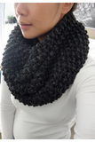 Made to Order! Adult Brooke Hand Knit Infinity Scarf