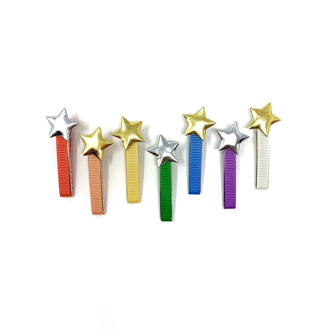 Brights Star Clips, set of 2