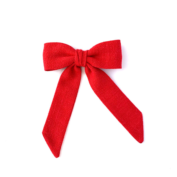 Classic Bow, Red