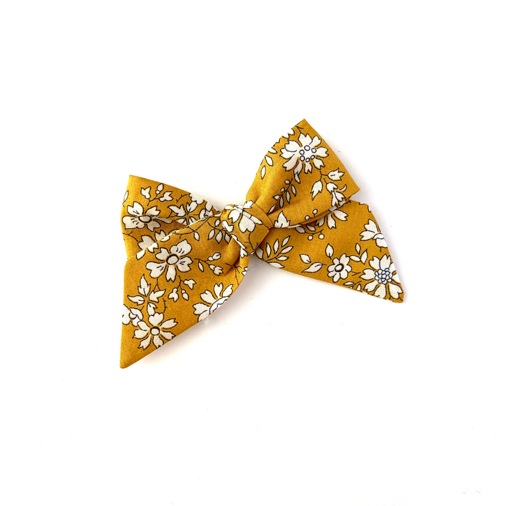 Baby Tied Bow, Liberty Capel