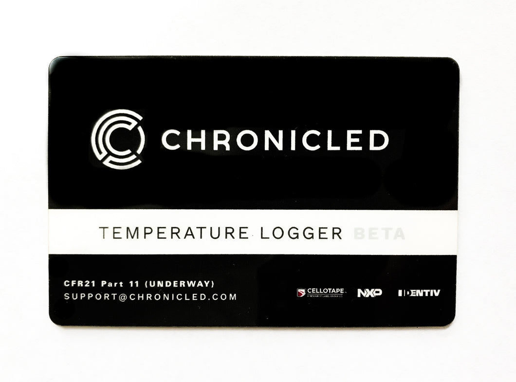 Temperature Logger Starter Kit (NFC)
