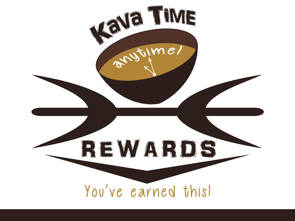 Kava Time Rewards - You've earned this!