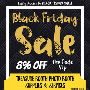 Early Access to BLACK FRIDAY SALE!
