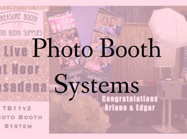 Photo Booth Business Equipment Systems