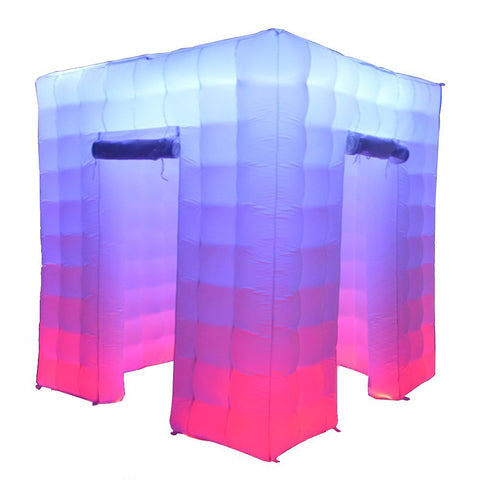 Photo Booth Inflatable Cube