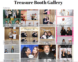 Treasure Booth