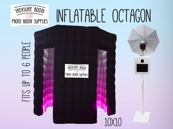 Inflatable Photo Booth Octagon