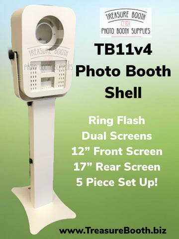 TB11V4 Photo Booth Shell aka T12 3.0