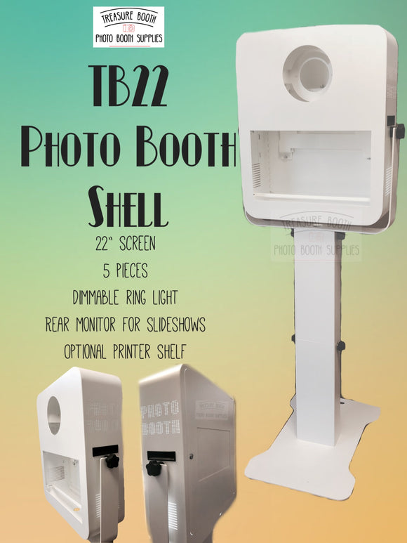 TB22 Photo Booth Shell