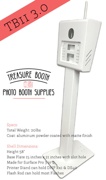 TB11 3.0 Photo Booth Shell