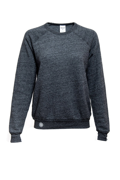 Cool Crew Ladies sweatshirt (Charcoal)
