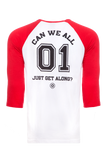 Play Ball  - Men's Raglan Tee