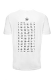 Mantra- Men's cotton T-shirt (White)