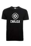 Mantra  -Men's cotton T-shirt (Black)