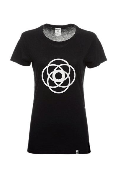 Unity - Ladies cotton T-shirt (Black)