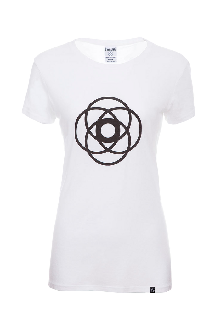 Unity - Ladies cotton T shirt (White)