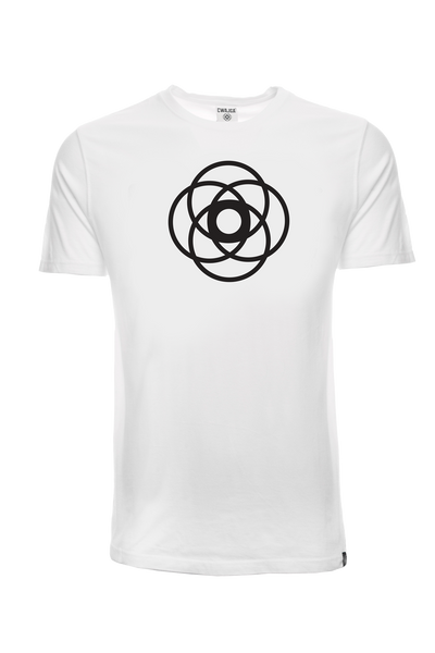Unity - Men's cotton T shirt (White)