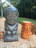 Mai-Kai Tiki Decanter Blue Limited Edition of 50
