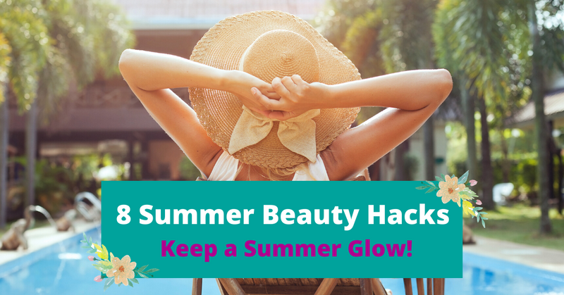 8 summer beauty hacks
