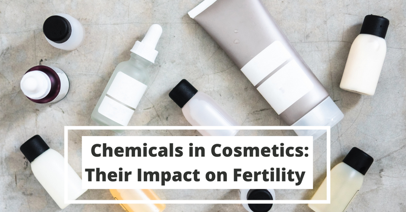 How Toxins and Chemicals impact Fertility