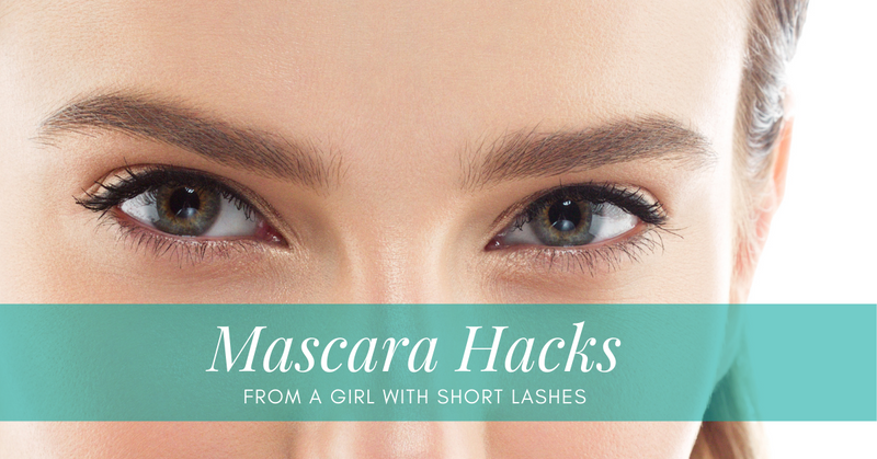Mascara Hacks, tips, and tricks from a girl short lashes! Natural long lashes