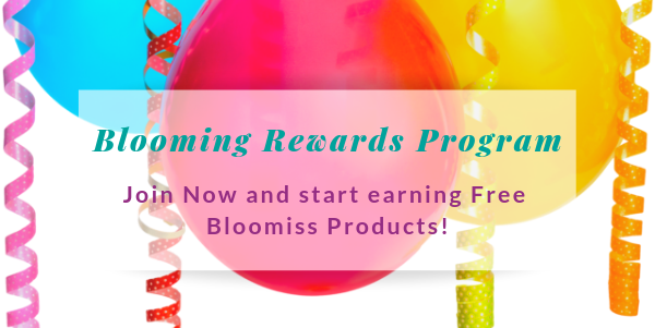 We have officially launched our Blooming Rewards Program!