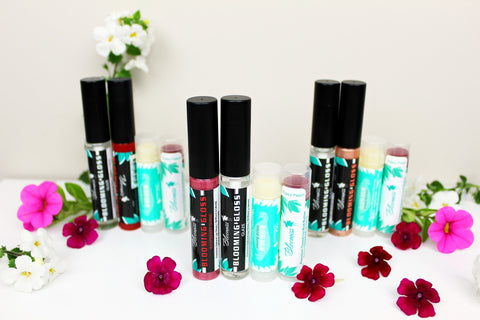 Blooming Lip Gloss Bundle
