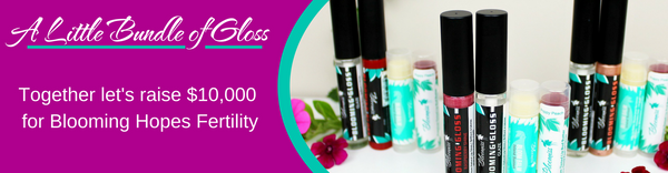 A Little Bundle of Gloss for Blooming Hopes Fertility
