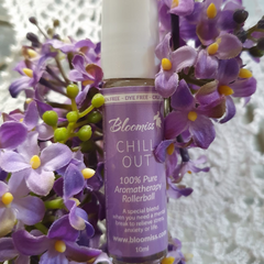 Chill out aromatherapy for anxiety, stress, overwhelm