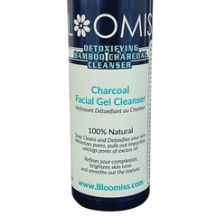 Activated Charcoal Cleanser to prevent maskne