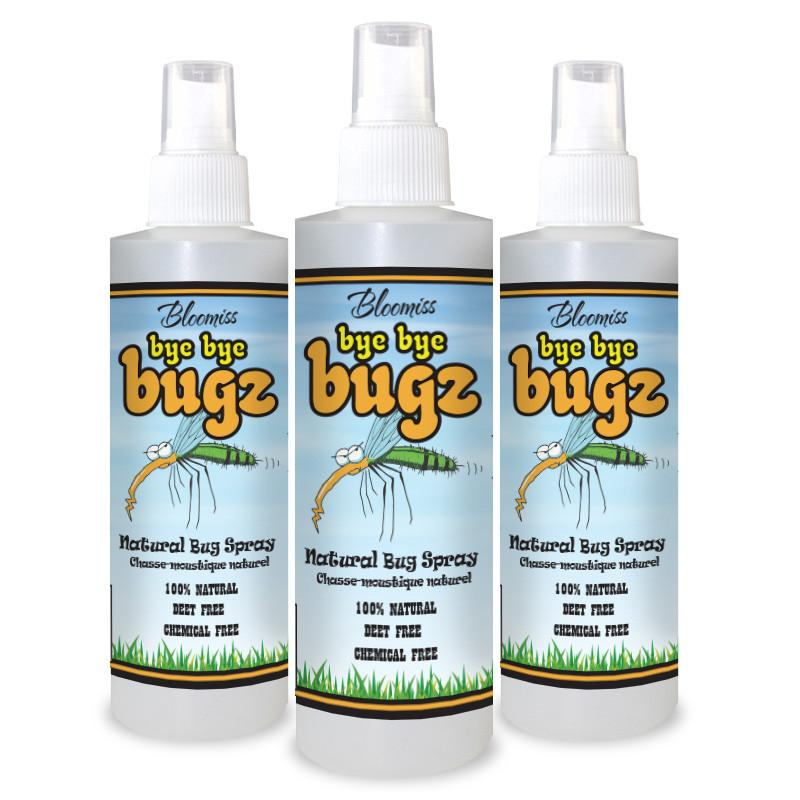 natural bug spray that works