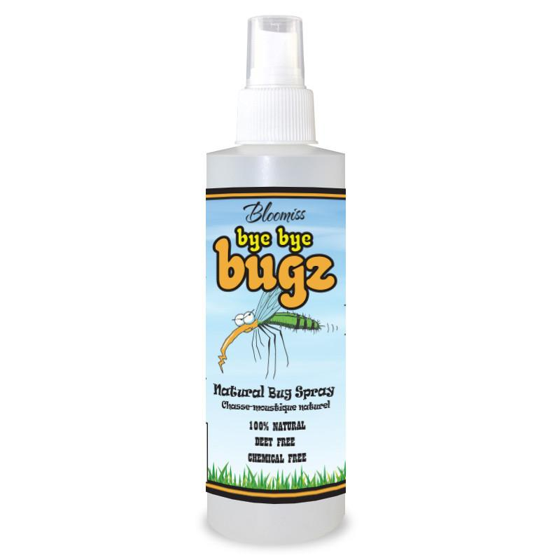 100% Natural Bug Spray - Kids Safe