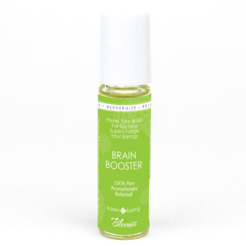 Brain Booster Aromatherapy - Natural Brain Power
