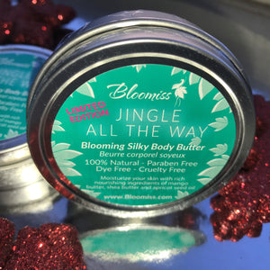Jingle all the way - Bloomiss Naturals