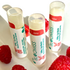 juicy raspberry lip balm