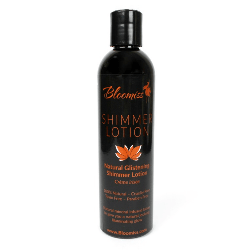 Shimmer Lotion - Bloomiss Naturals