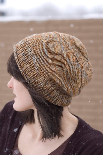 Bivouac Hat Knitting Pattern