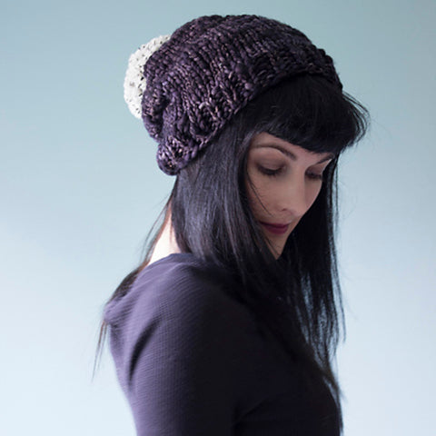 Coze Hat Knitting Pattern