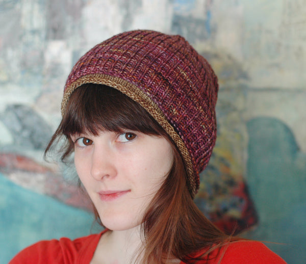 HowlCat Convertible Hat/Cowl Knitting Pattern