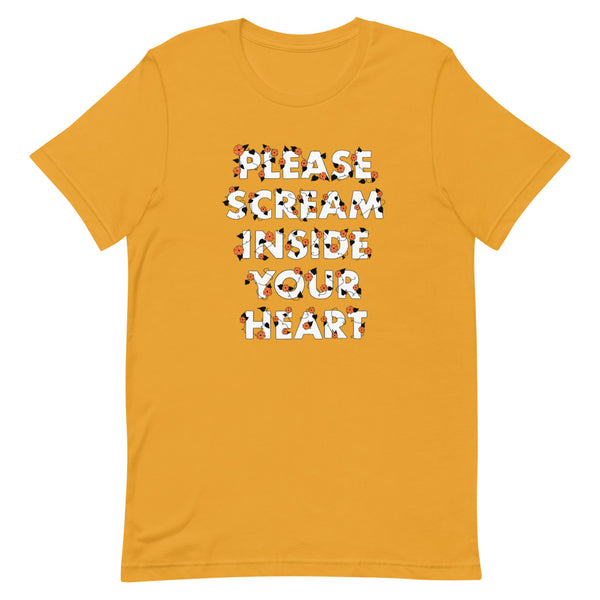 Please Scream Unisex Tee