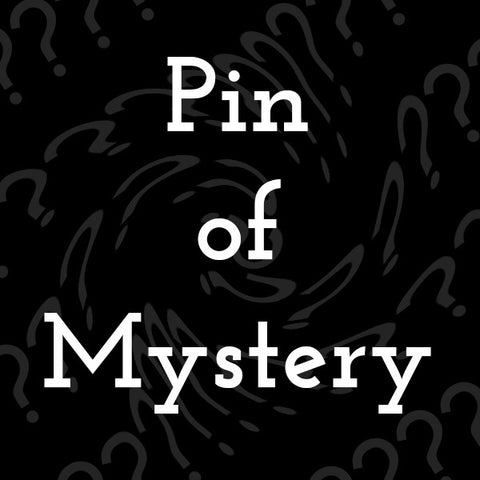 Pin of Mystery!